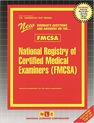 fmcsa medical examiner practice test