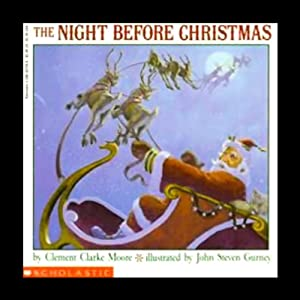 The Night Before Christmas Hörbuch