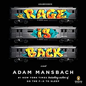 Rage Is Back Audiobook