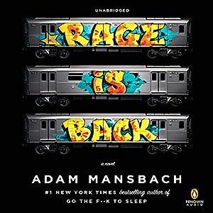 Rage Is Back Audiobook