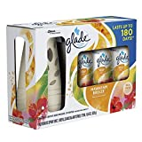 Glade Automatic Spray Starter + 3 Refill (HAWAIIAN BREEZE SCENT)