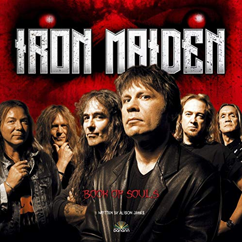 Iron Maiden Book of Souls Alison James