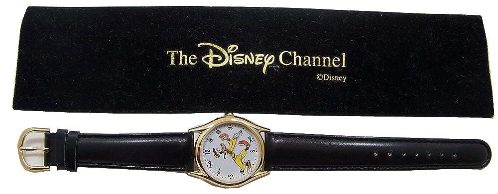 Amazon.com: Backwards Goofy Watch Disney Channel Goofy Baseball Player Wristwatch: Watches