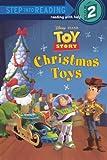 Christmas Toys (Turtleback School & Library Binding Edition) (Disney Pixar Toy Story (Pb))
