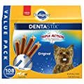 PEDIGREE Dentastix Toy/Small Dog Treats from Mars Petcare