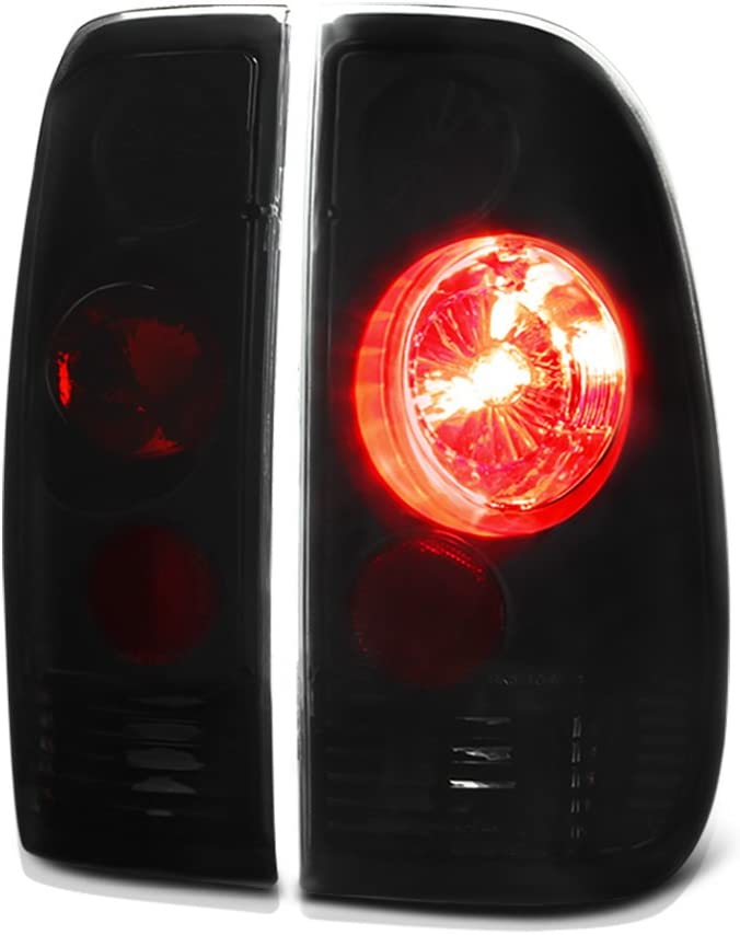 Winjet WJ20-0016-05 Altezza Style Tail Lights for 1997-2003 Ford F ...