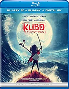 Kubo and the Two Strings (Blu-Ray ) 2016
