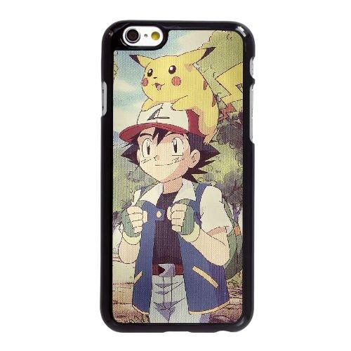 Pikachu ZA18PN9 coque iPhone 6 6S 4,7 pouces cas de téléphone portable coque E3EI5T4YL