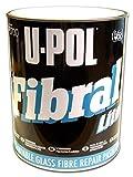 U-Pol Products 0700 - Relleno de Fibra de Vidrio (3 L)
