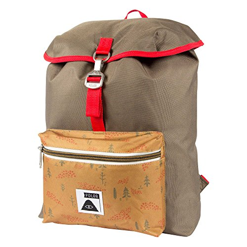 Pack Olive Poler Poler Burnt Field Field Backpack zUpZtqfw