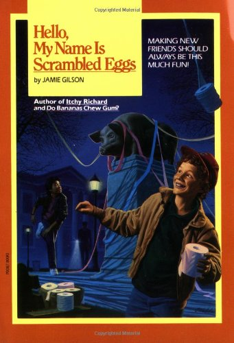Hello my name is scrambled eggs minstrel book jamie gilson hello my name is scrambled eggs minstrel book jamie gilson 9780671741044 amazon books fandeluxe Document