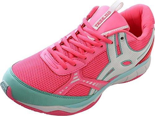 GILBERT Spectra V1zapatos Netball deportes calzado cordones para zapatillas deportivas tamaño 3–