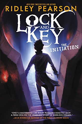 Lock and Key: The Initiation by [Pearson, Ridley]