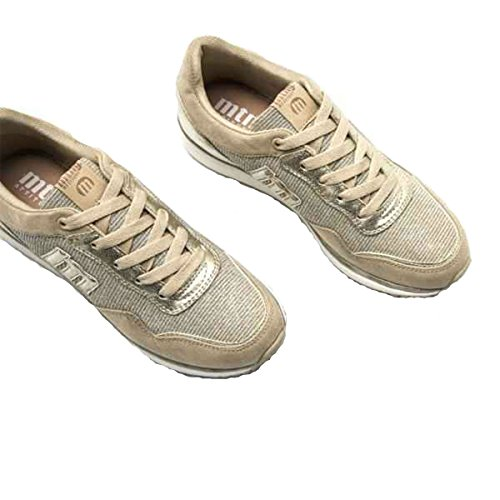 Gold Gold Fitness Anne Shoes Women's MTNG WZIqOO