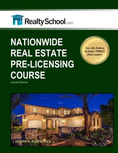 Nationwide Real Estate Pre-licensing Course: 4th Edition (License Pre Training)
