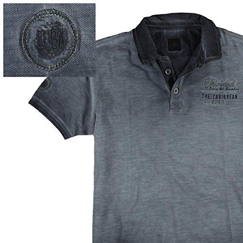 engbers Herren Poloshirt, 23810, Blau