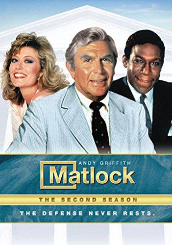 MATLOCK-2ND SEASON (DVD/6 DISCS) from PARAMOUNT - UNI DIST CORP