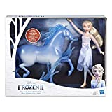 Disney Frozen Elsa Fashion Doll & Nokk Figure