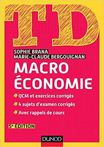 En ligne téléchargement gratuit TD Macroéconomie - 5e édition epub pdf