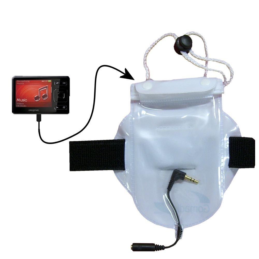 Watertightワークアウトバッグクリエイティブ禅( GBすべてのバージョン)の保護の水からホコリ、砂   B00FY2O0R8