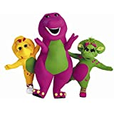 1/2 Sheet Barney Edible Photo Birthday Cake Topper Frosting Sheet Personalized Party