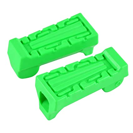 High quality One Pair Front Rubber Foot Rest Peg For Yamaha YBR 125 All Year