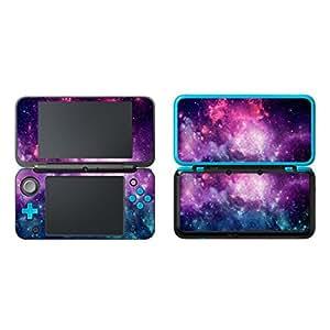 SKINOWN Vinyl Cover Decals Skin Sticker for Nintendo New 2DS XL - Nebula