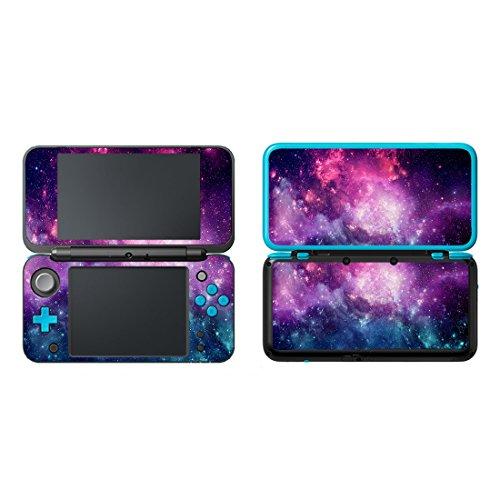 SKINOWN Vinyl Cover Decals Skin Sticker for Nintendo New 2DS XL - Nebula (Ds Vinyl Skin)