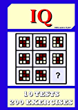 IQ - 10 tests, 200 exercises