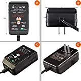 Suuwer 12V 2-Amp Fully-Automatic Smart Trickle