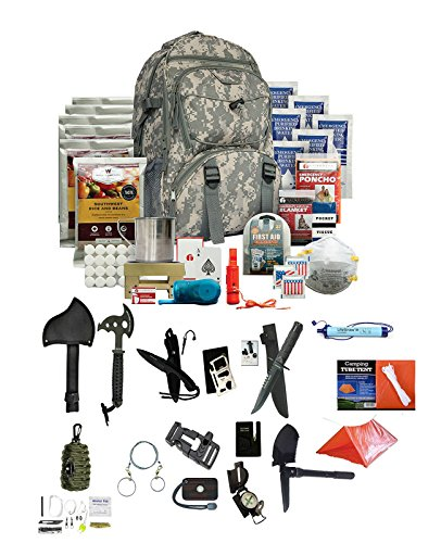 Bug Out Bag Food Prep - 5