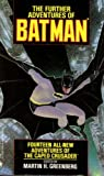 The Further Adventures of Batman, Martin Greenberg, 0553282700