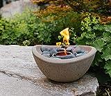 Terra Flame OD-TT-WAV-BGE-03N Fire Bowl, Beige