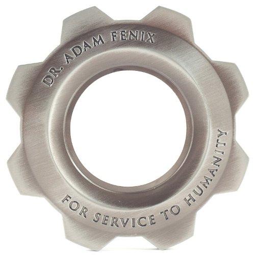 Adam Medal - Gears of War Adam Fenix's Octus Medal Official Replica