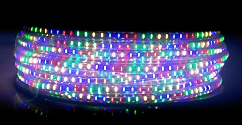 Buy mufasa multi colour led strip light waterproof roll 20 meter mufasa multi colour led strip light waterproof roll 20 meter 120 led aloadofball Images