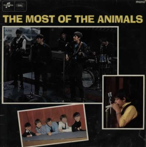 The Animals - The Most Of The Animals - 1st - Vg - Zortam Music
