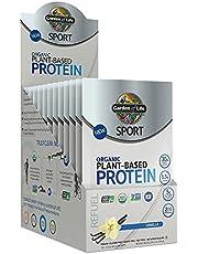 Garden of Life Sport Organic Plant Based Protein Powder Chocolate