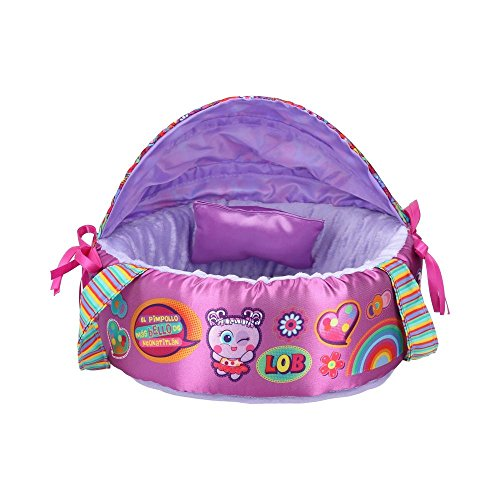 Distroller Neonate Nerlie Large Bassinet Purple Lila Spanish Edition SS18 by Distroller