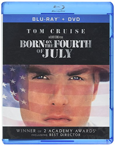Blu-ray : Born on the Fourth of July (With DVD, Digital Copy, 2 Disc)