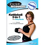 Absolute Beginners Fitness: 3 in 1 Kettlebell Amy Bento - Recommended by Prevention Magazine