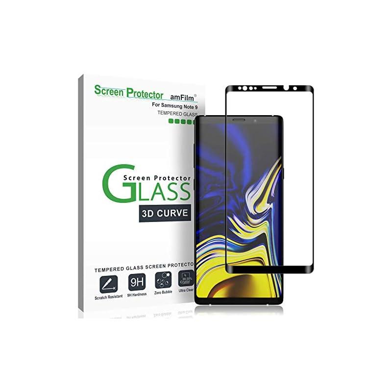Galaxy Note 9 Screen Protector Glass (Fu
