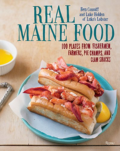 Real Maine Food: 100 Plates from Fishermen, Farmers, Pie Champs, and Clam Shacks - Real American Breakfast