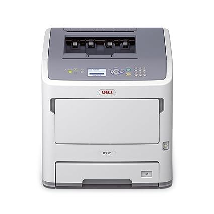 Amazon.com: OKI B721dn Imprimante laser Monochrome ...