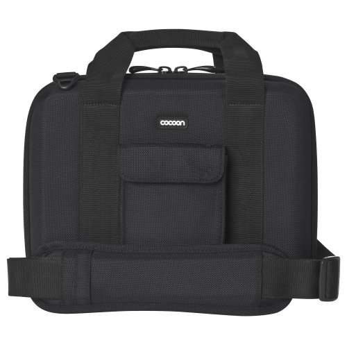 Cocoon CNS341BK Noho Netbook Case includes GRID-IT! Accessory Organizer (Black)