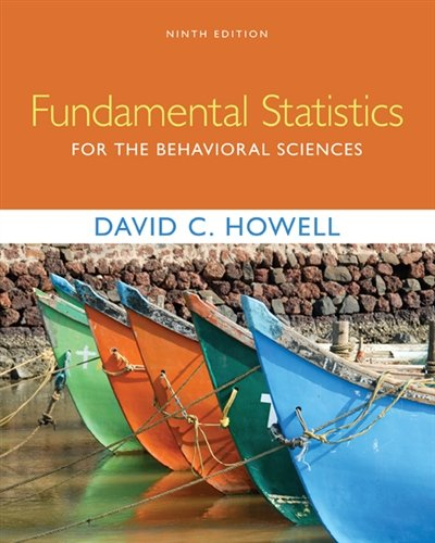 1305652975 - Fundamental Statistics for the Behavioral Sciences (MindTap for Psychology)
