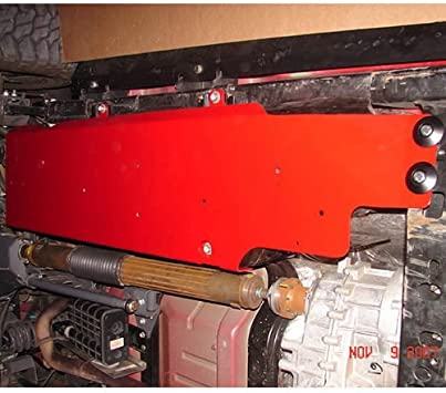 Rock Hard 4x4 Gas//Fuel Tank Skid Plate for Jeep Wrangler JK 4DR 2007-2017