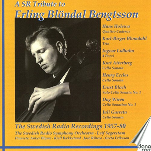 Price comparison product image A SR Tribute to Erling Blondal Bengtsson - Swedish Radio Recordings 1957-80