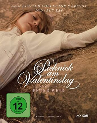 Picknick Am Valentinstag (Special Edition, 3 Discs U0026 Bluray)