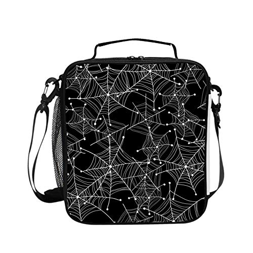 Fashion Style-Friendly Polyester Fiber Lunch Bag/Tote - Halloween -