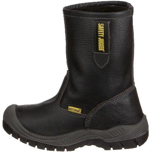 Safety Jogger Unisex-Adult Bestboot Safety Shoes Black 3 UK, 37 EU